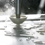 Taglio a getto d'acqua-custom
