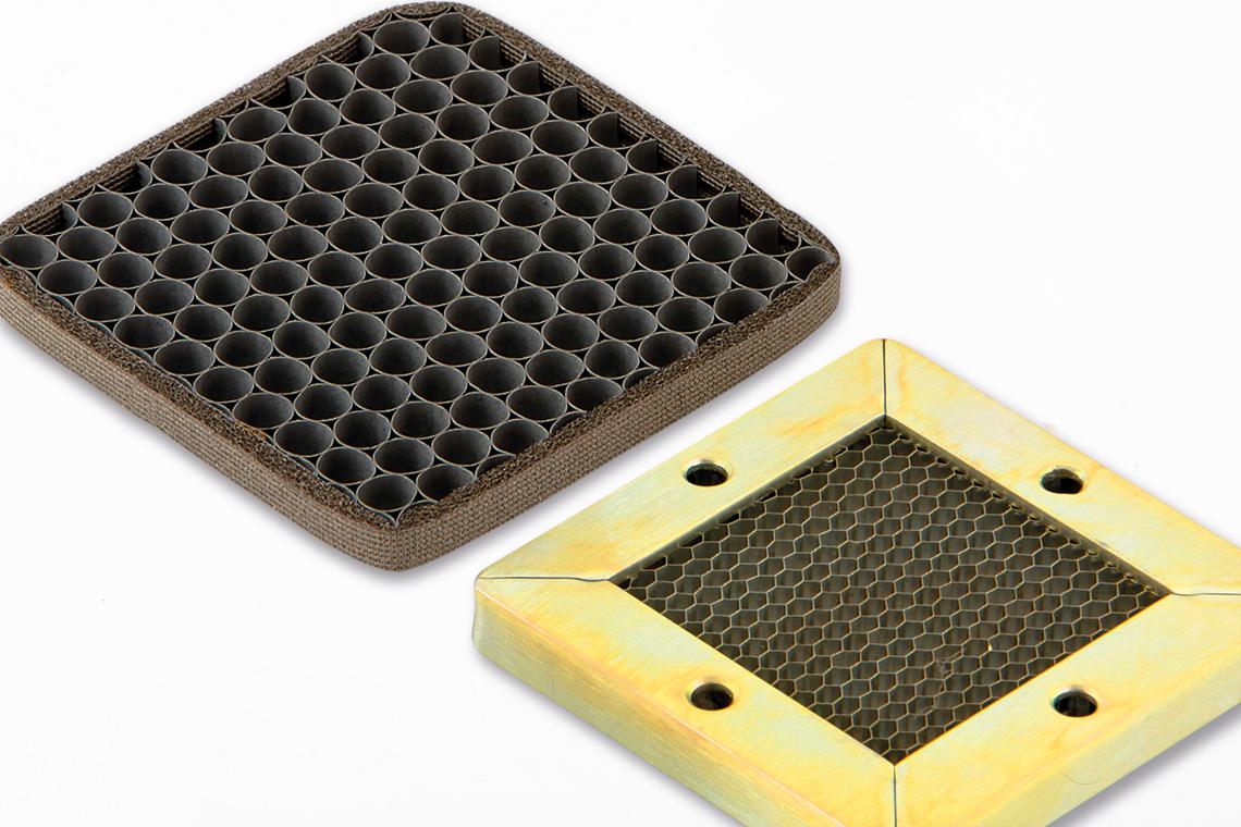 panneau de ventilation cem nid d 39 abeille euro technologies. Black Bedroom Furniture Sets. Home Design Ideas