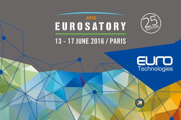 Euro Technologies alla fiera Eurosatory 2016