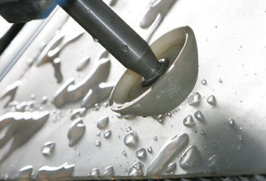 Water jet cut - Custom Products