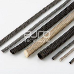Elastomero rivestito di maglia metallica