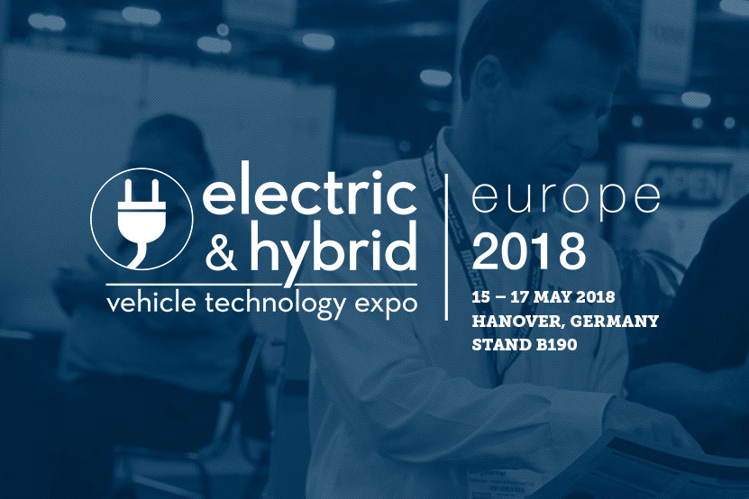 Euro Technologies prendra part de la manifestation Electric & Hybrid Vehicle Technology Expo 2018