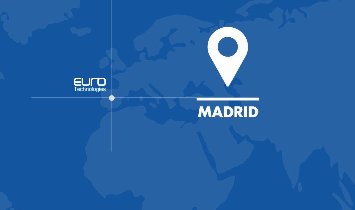 Euro Technologies inaugura un nuovo ufficio vendita in Spagna